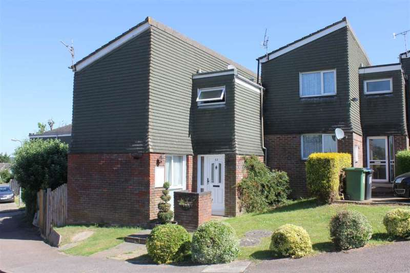 3 Bedrooms House for sale in NR THE OLD TOWN, The Bounce, Hemel Hempstead