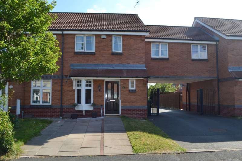 3 Bedrooms Terraced House for sale in Brunel Drive, Tipton, DY4