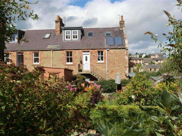 3 Bedrooms Apartment Flat for sale in East Danielton Cottages, Dingleton Road, Melrose