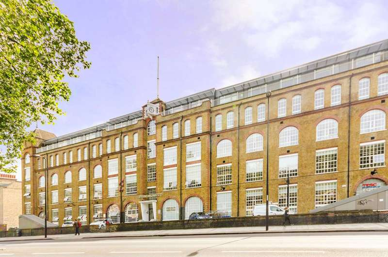 Studio Flat for sale in Printworks, Stockwell, SW9