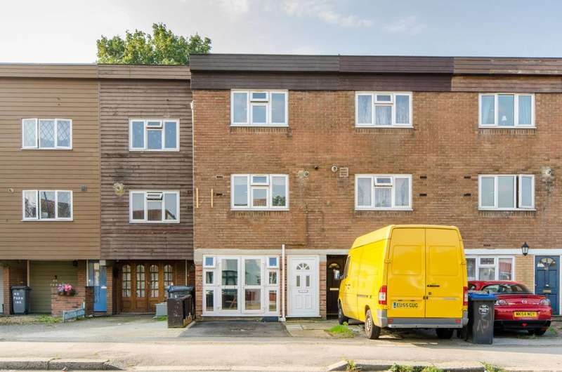 4 Bedrooms House for sale in Burnley Road, Dollis Hill, NW10