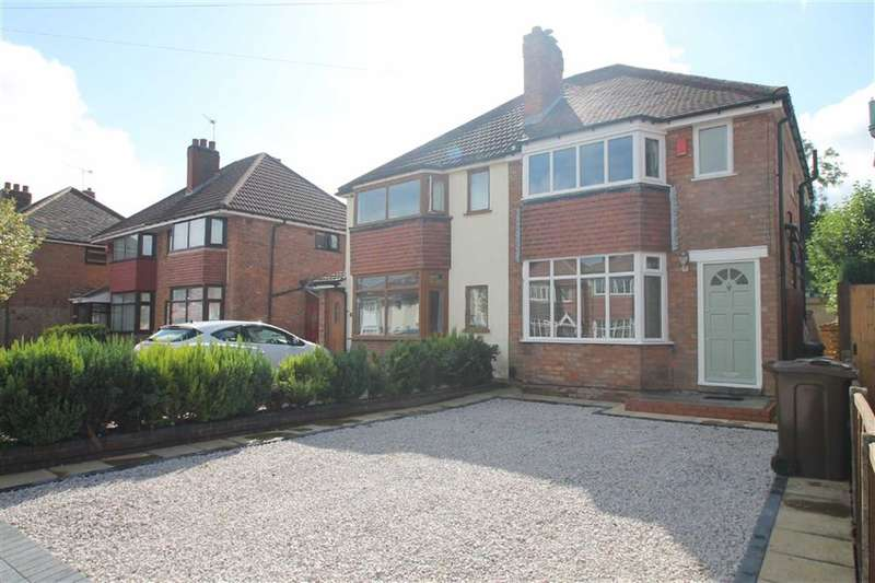 3 Bedrooms Property for sale in Redlands Road, Solihull