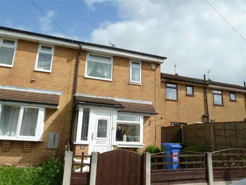 2 Bedrooms Property for sale in Lock Close, Hopwood, Heywood, Lancashire, OL10