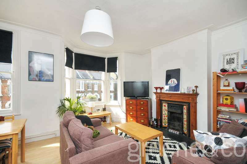 2 Bedrooms Flat for sale in Sumatra Road, West Hampstead, London, NW6