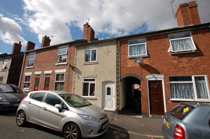 2 Bedrooms Terraced House for sale in Albert Street, Lye, Stourbridge, DY9 8AQ