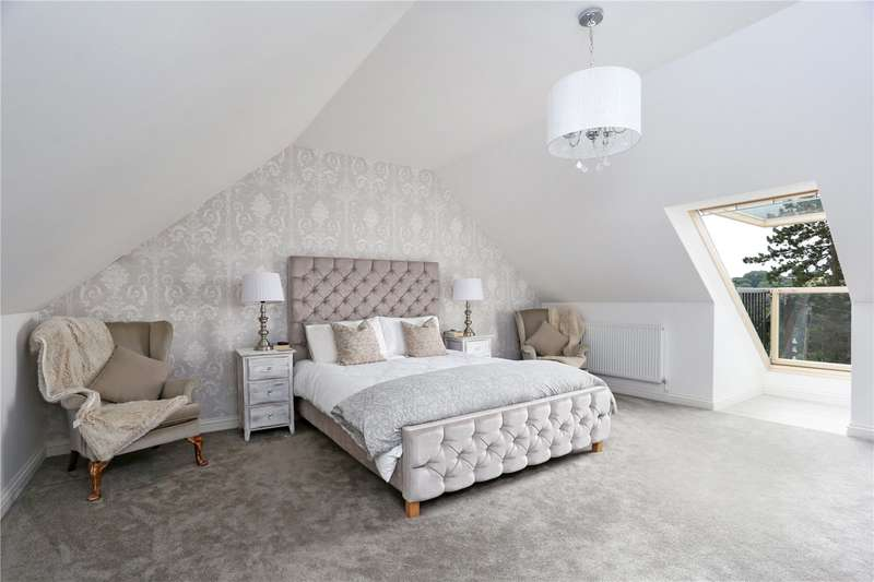 5 Bedrooms Detached House for sale in Bisley Road, Stroud, Gloucestershire, GL5