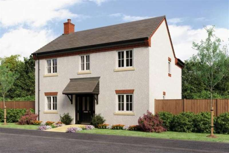 4 Bedrooms Detached House for sale in Thorntree Road, Brailsford, Ashbourne, DE6