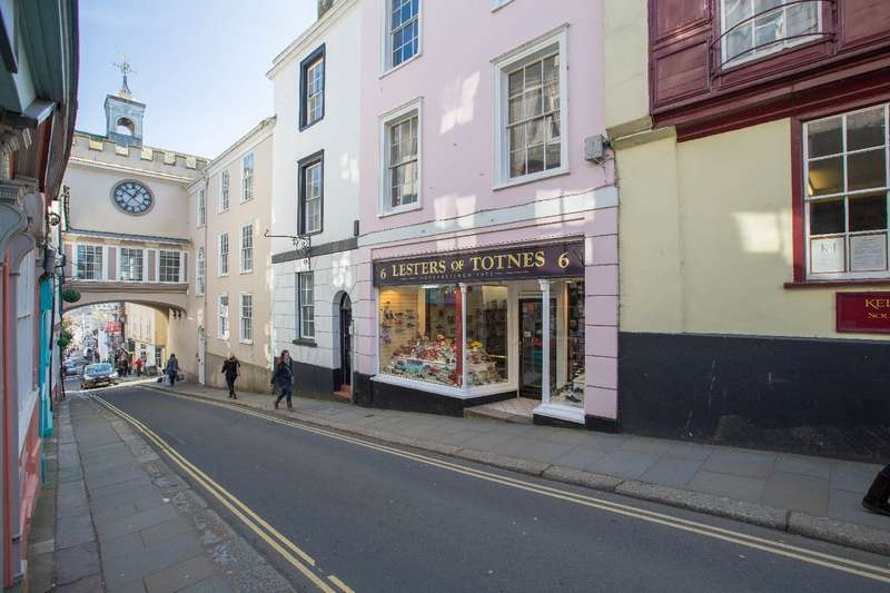 5 Bedrooms Terraced House for sale in 6 High Street, Totnes
