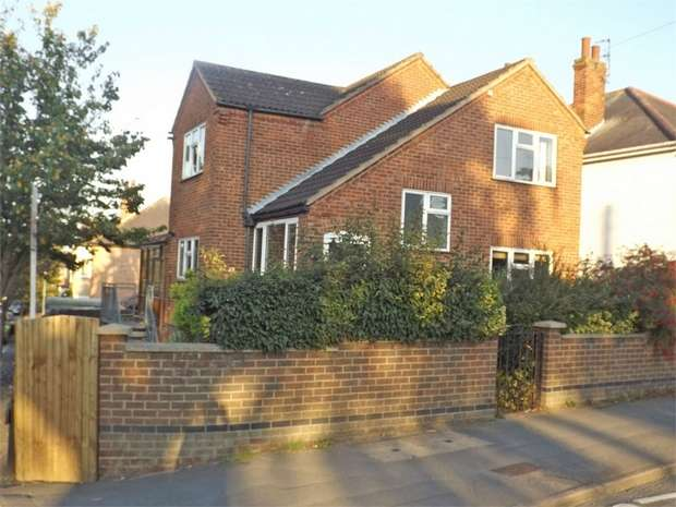 3 Bedrooms Detached House for sale in Burton Road, Melton Mowbray, Leicestershire