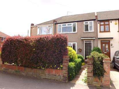 3 Bedrooms Terraced House for sale in Elm Park, Hornchurch, Essex