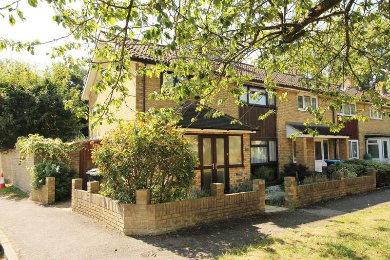 4 Bedrooms End Of Terrace House for sale in Larchwood Road, Hemel Hempstead