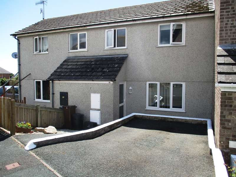 2 Bedrooms Terraced House for sale in Grove Park, Torpoint