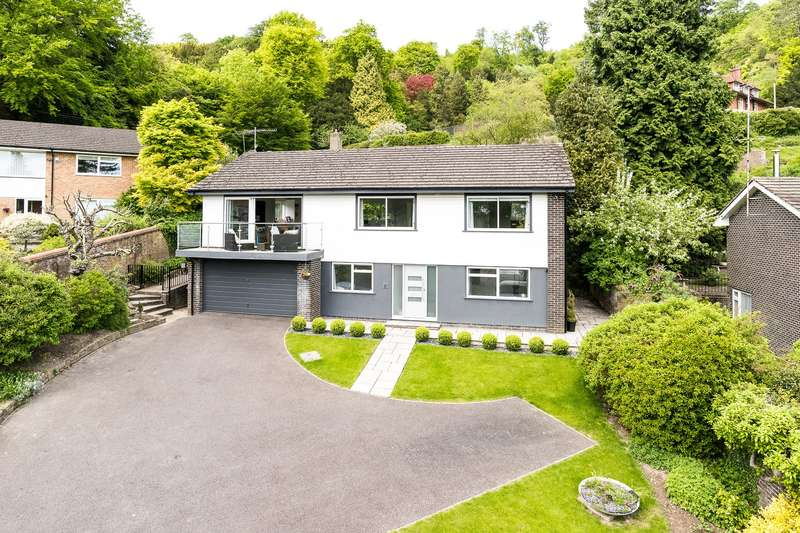 4 Bedrooms Detached House for sale in Redwood Mount, Reigate, RH2