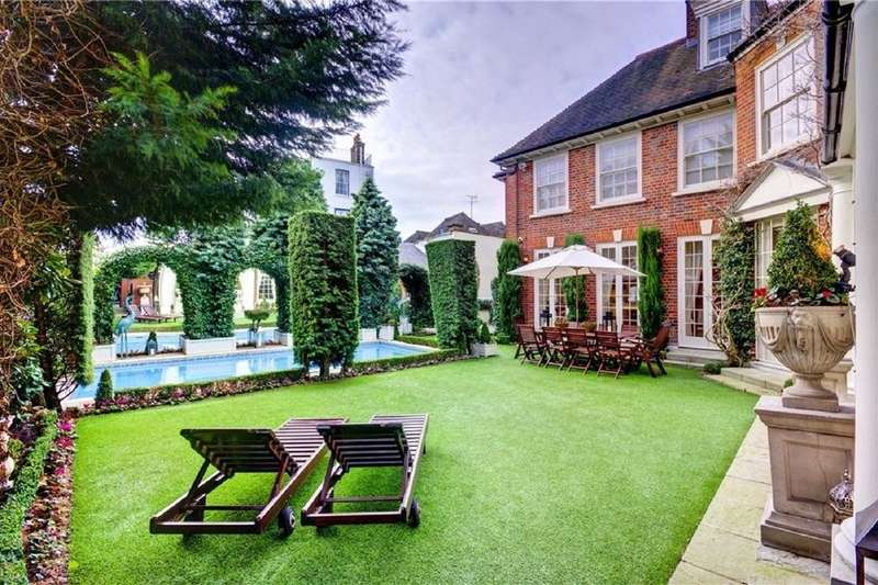 7 Bedrooms Detached House for sale in Upper Terrace, Hampstead Village, NW3