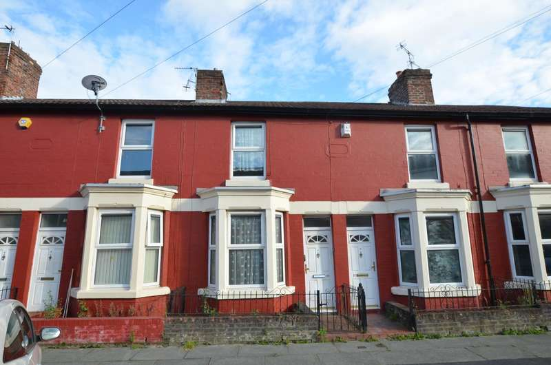 2 Bedrooms Terraced House for sale in Longfield Road, Liverpool, Merseyside, L21