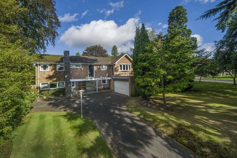 5 Bedrooms Detached House for sale in Perton Road, Wightwick, Wolverhampton