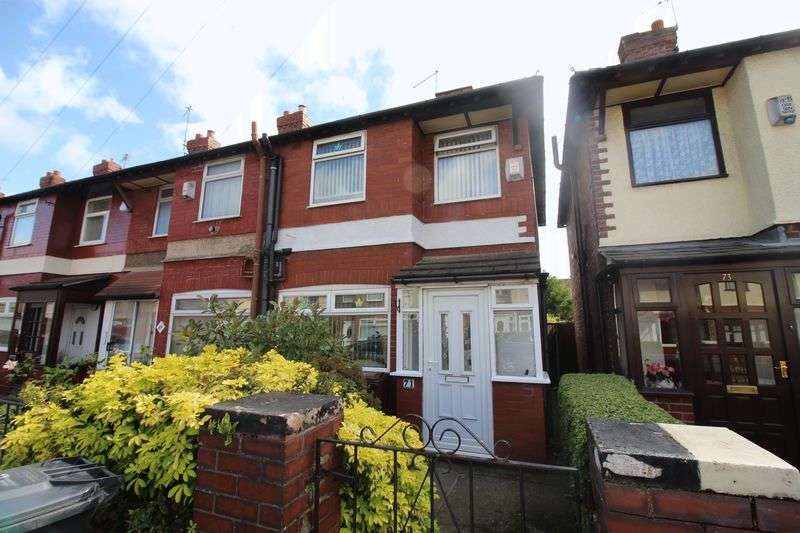 2 Bedrooms Terraced House for sale in Muspratt Road, Liverpool