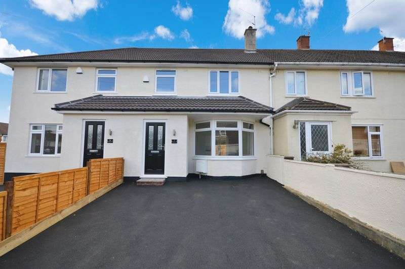 3 Bedrooms Terraced House for sale in Randolph Avenue, Bristol