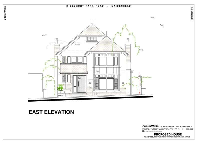 4 Bedrooms Land Commercial for sale in Belmont Park Avenue- Building Plot