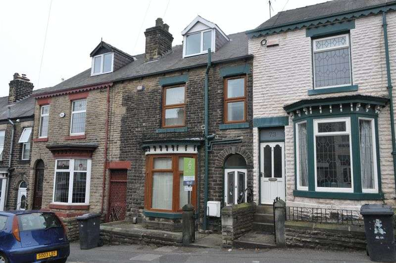 2 Bedrooms Flat for rent in 71a Dorothy Road, Hillsborough, Sheffield, S6 4FQ
