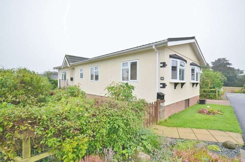 2 Bedrooms Detached Bungalow for sale in Fell View Park, Seascale