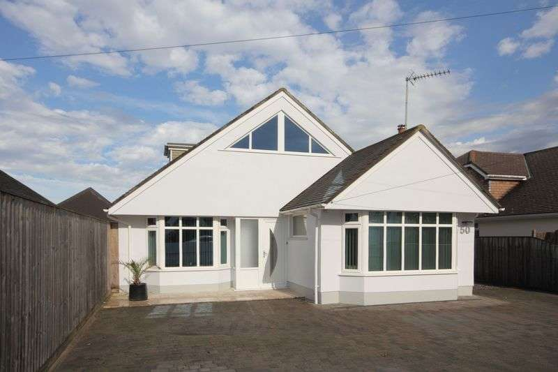 5 Bedrooms Bungalow for sale in Petersfield Road, Bournemouth