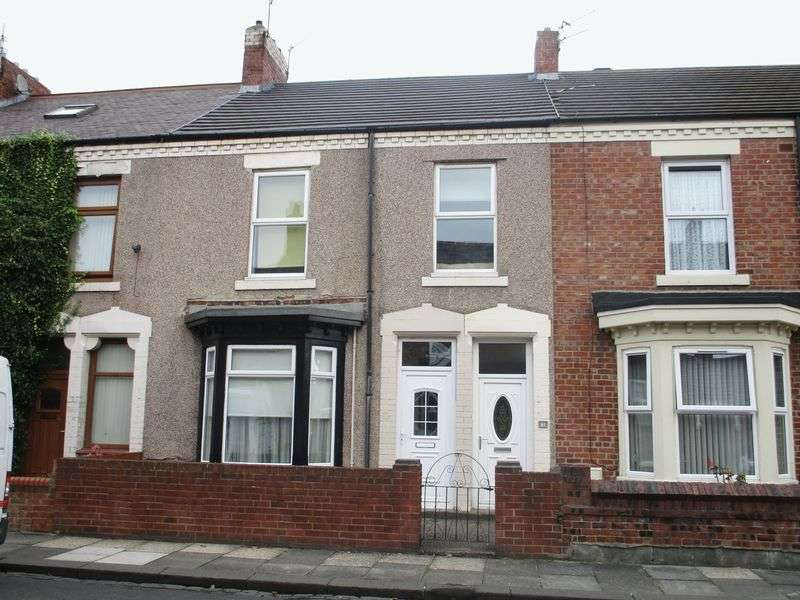 1 Bedroom Flat for sale in Stanley Street, Blyth
