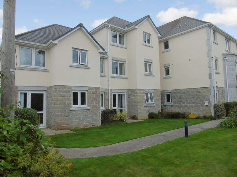 2 Bedrooms Retirement Property for sale in St Piran's Court, Camborne, TR14 8LP