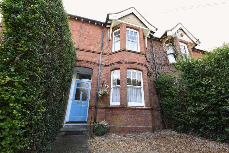3 Bedrooms Semi Detached House for sale in Basingstoke Town Centre