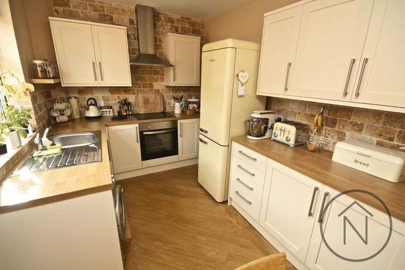 2 Bedrooms Terraced House for sale in Grasmere Road, Darlington