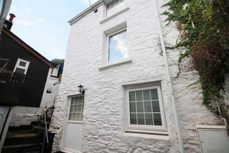 2 Bedrooms Cottage House for sale in West Looe Hill
