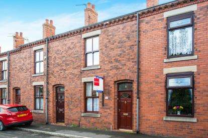 2 Bedrooms Terraced House for sale in Mill Lane, Leigh, Greater Manchester