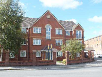 2 Bedrooms Flat for sale in The Tiger, Leyland Lane, Leyland, Lancashire