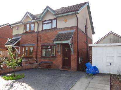 2 Bedrooms Semi Detached House for sale in Lyme Street, Newton-Le-Willows, Merseyside