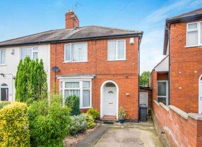 3 Bedrooms Semi Detached House for sale in The Circle, Leicester, Leicestershire
