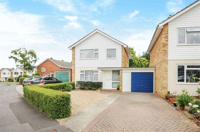 3 Bedrooms Link Detached House for sale in Town Centre, BASINGSTOKE