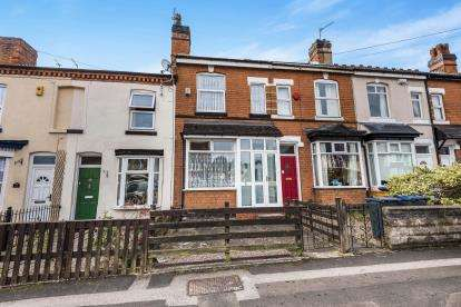 Terraced House for sale in Fern Road, Birmingham, West Midlands, West Midlands