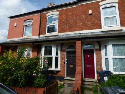 2 Bedrooms Terraced House for sale in Birchwood Road, Birmingham, West Midlands
