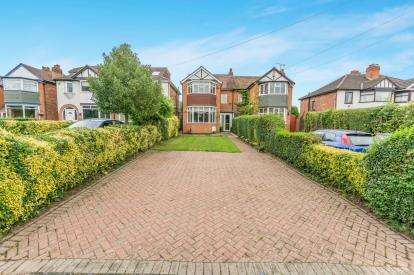 4 Bedrooms Semi Detached House for sale in Cofton Road, Birmingham, West Midlands