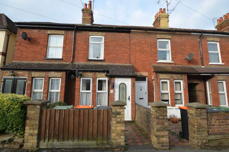 3 Bedrooms Terraced House for sale in South Street, Leighton Buzzard