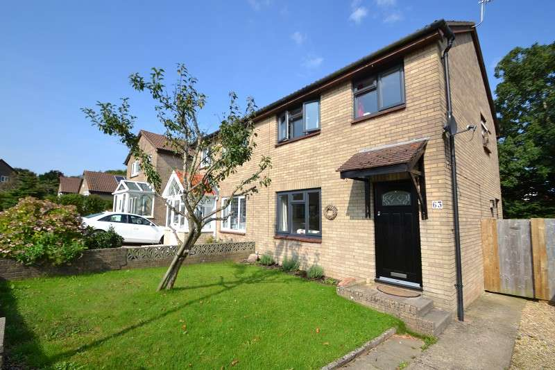 3 Bedrooms Semi Detached House for sale in Camelot Way, Thornhill, Cardiff. CF14 9AP