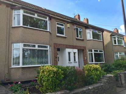4 Bedrooms Terraced House for sale in Manor Road, Fishponds, Bristol