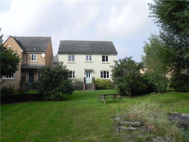 4 Bedrooms Detached House for sale in Roy King Gardens, Warmley, Bristol, BS30 8BQ