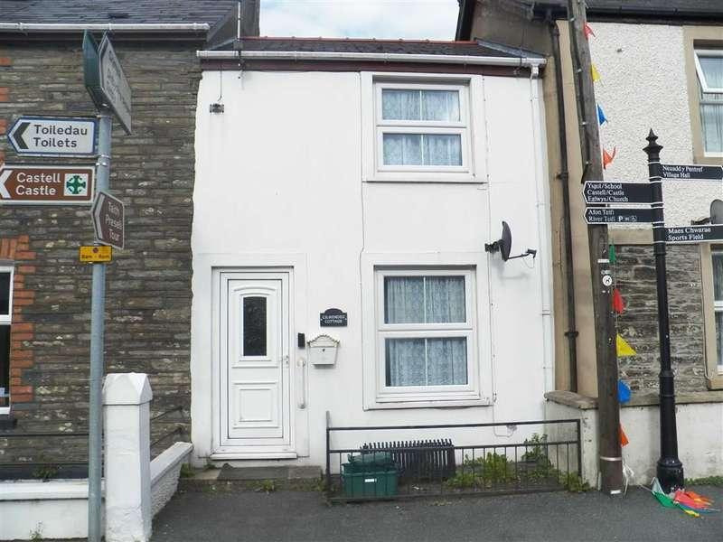 2 Bedrooms Property for sale in High Street, CILGERRAN