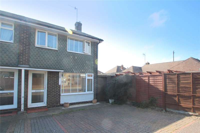2 Bedrooms End Of Terrace House for sale in Garden Close, Sompting, West Sussex, BN15
