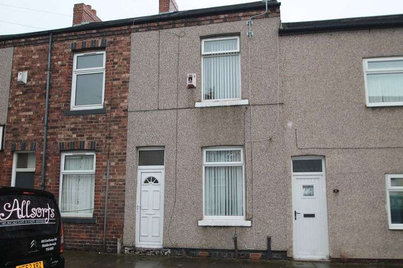 2 Bedrooms Terraced House for sale in Oliver Street, Middlesbrough