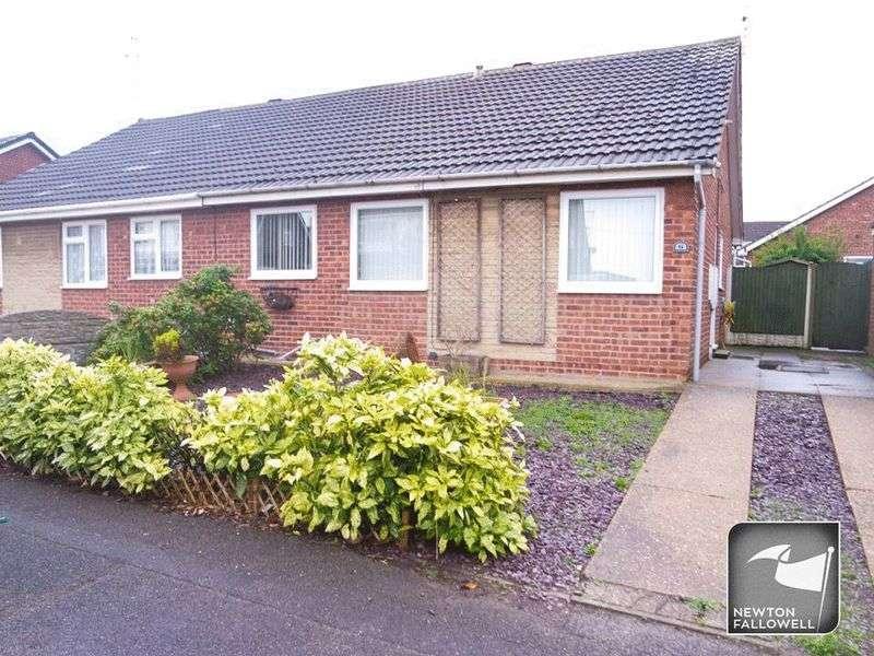 3 Bedrooms Semi Detached Bungalow for sale in Holmwood Road, Rainworth, Mansfield