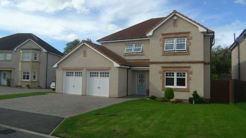 4 Bedrooms Detached House for sale in Kinellar Place, Thornton