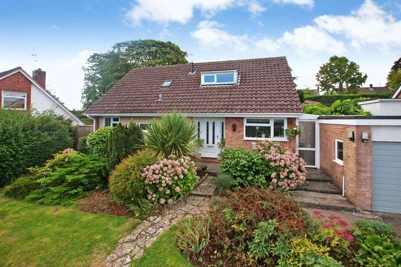 4 Bedrooms Detached Bungalow for sale in PARKFIELD