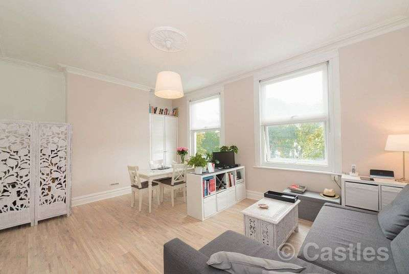 1 Bedroom Flat for sale in White Hart Lane N22